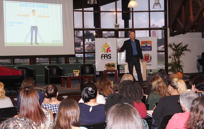 O papel do orientador socioeducativo é tema de seminário da FAS