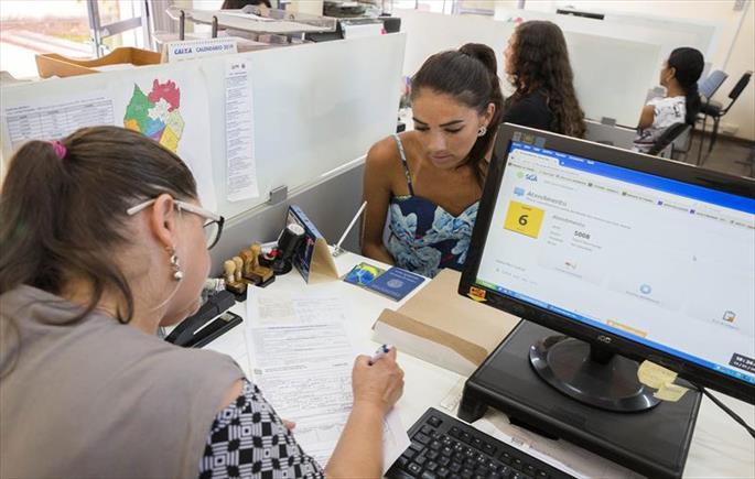 Com o Sine on-line, atendimento ao trabalhador cresce 50%
